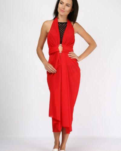 Красное платье Marc&andre