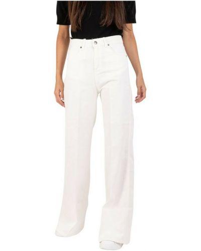 Białe mom jeans Vicolo