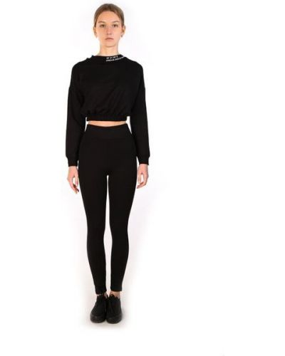 Пуловер - черный Karol