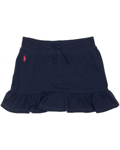 Spódnica bawełniana Ralph Lauren