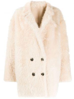 Длинная куртка на пуговицах с карманами Liska