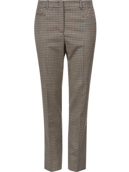 Шерстяные брюки Cappellini