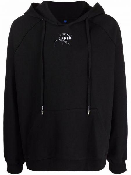 Bluza z kapturem - czarna Ader Error