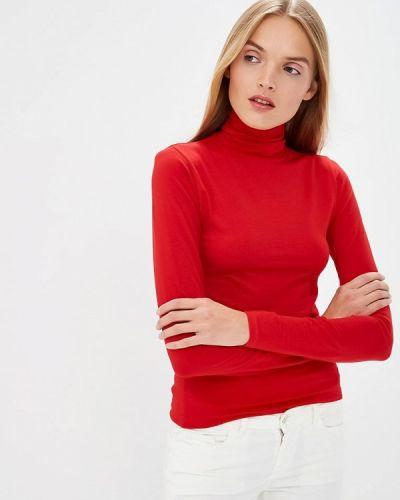 Красная водолазка 2018 Calvin Klein