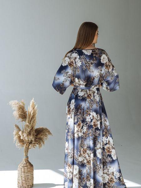 Синее платье Vovk