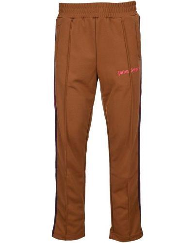 Spodnie dresowe dzianinowe Palm Angels