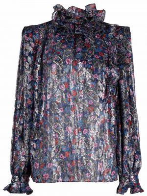 Bluzka z jedwabiu Isabel Marant