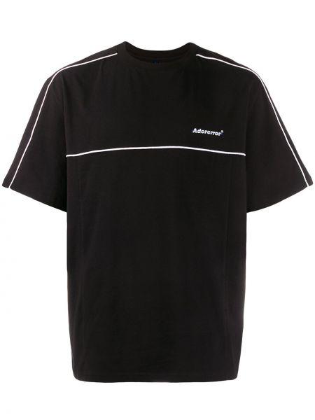 Koszula z krótkim rękawem prosto czarny Ader Error