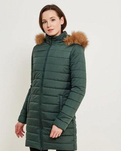 Утепленная куртка - зеленая Nevis