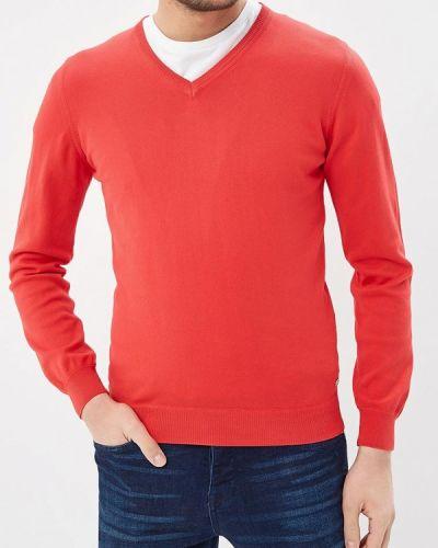 Пуловер красный Rifle