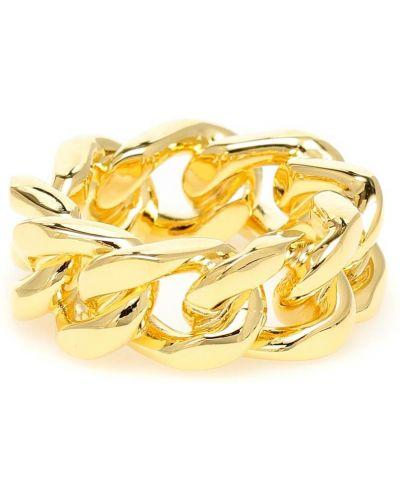 Pierścień złoto Mm6 Maison Margiela