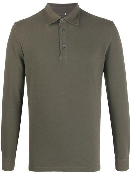 Koszula z długim rękawem klasyczna wojskowy Ballantyne