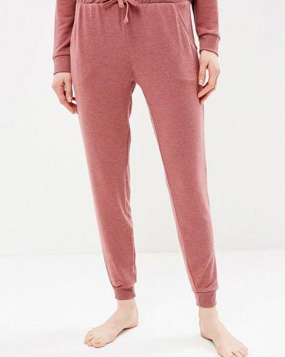 Розовые брюки домашние Topshop