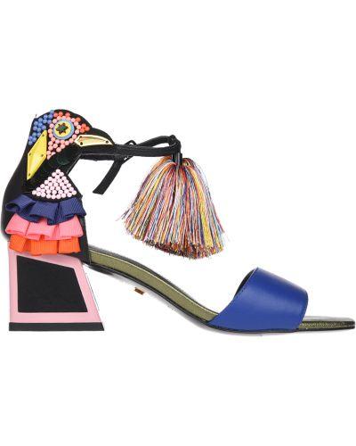 Босоножки на каблуке Kat Maconie