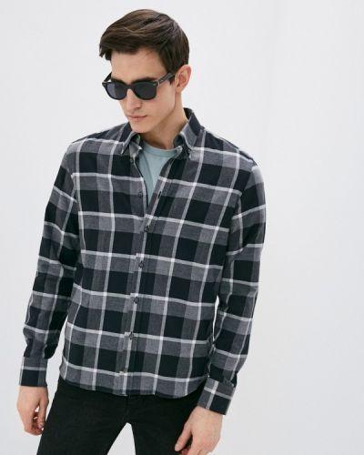 Серая рубашка с длинными рукавами Van Laack