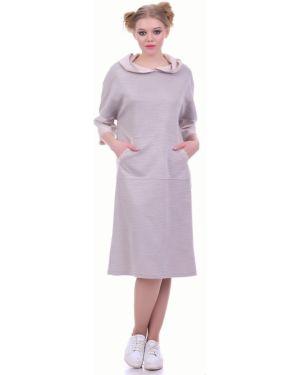 Трикотажное платье Lautus