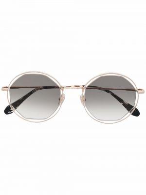 Okulary srebrne Gigi Studios