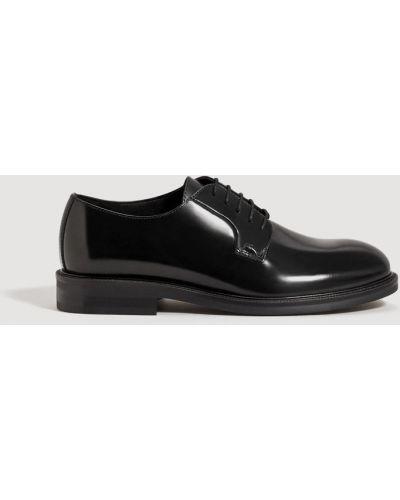 Черные туфли Mango Man