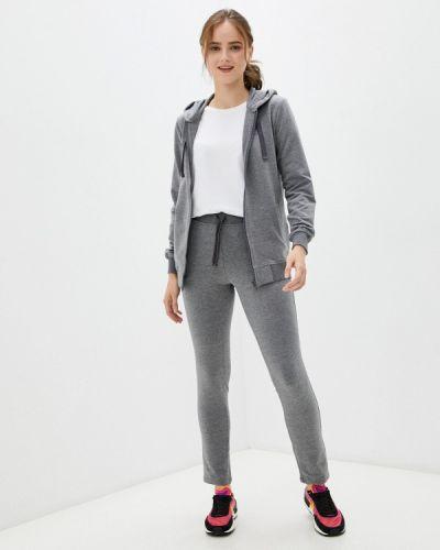 Серый спортивный спортивный костюм D.s