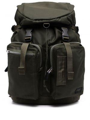 Plecak z klamrą - zielony Porter-yoshida & Co