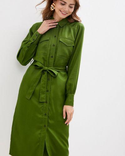 Платье - зеленое Soaked In Luxury