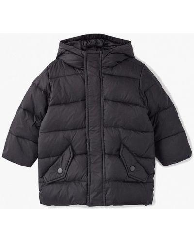 Черная куртка United Colors Of Benetton