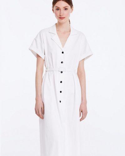 Белое платье весеннее Musthave