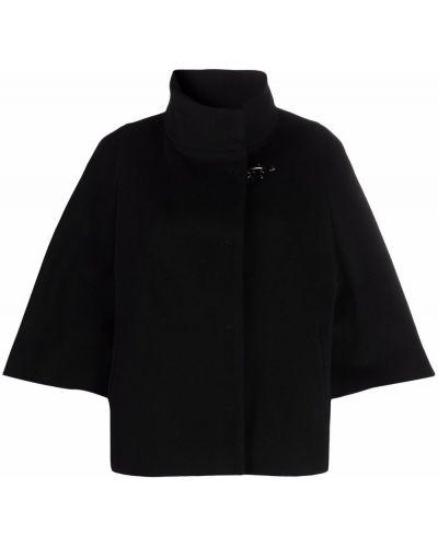 Кашемировая куртка - черная Fay