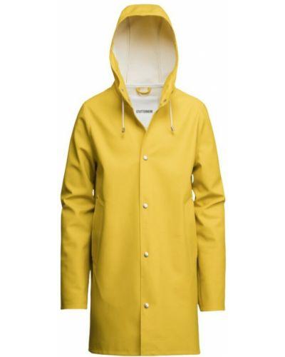 Płaszcz przeciwdeszczowy - żółty Stutterheim