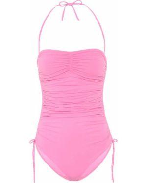 Купальник розовый пляжный Melissa Odabash