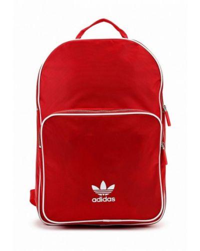 Красный рюкзак Adidas Originals