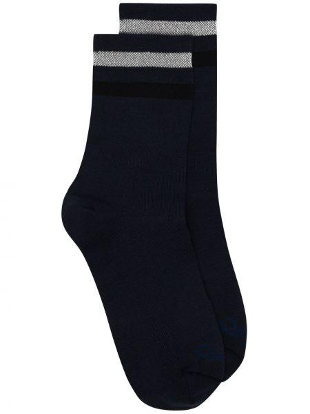 Шерстяные носки - синие Rapha