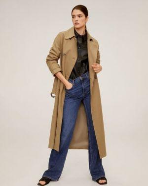 Пальто классическое пальто-тренч пальто Mango