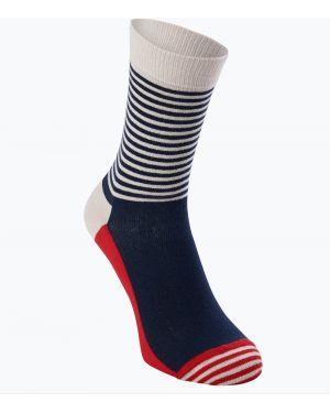 Czerwone skarpety Happy Socks