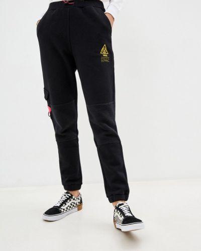 Спортивные черные спортивные брюки Vans