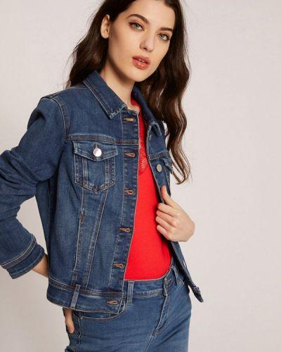 Синяя джинсовая куртка Morgan