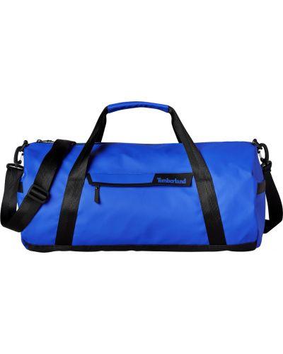 Синяя спортивная сумка на молнии с подкладкой Timberland