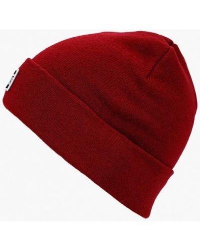 Красная шапка осенняя Vans