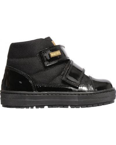 Черные ботинки Naturino