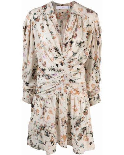 Шелковое платье макси Iro