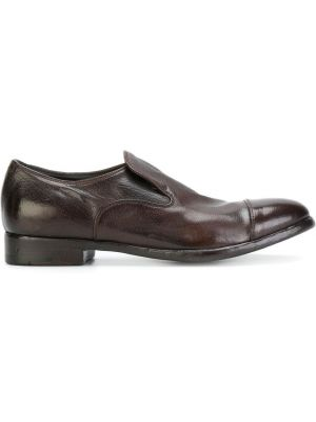Кожаные туфли Alberto Fasciani