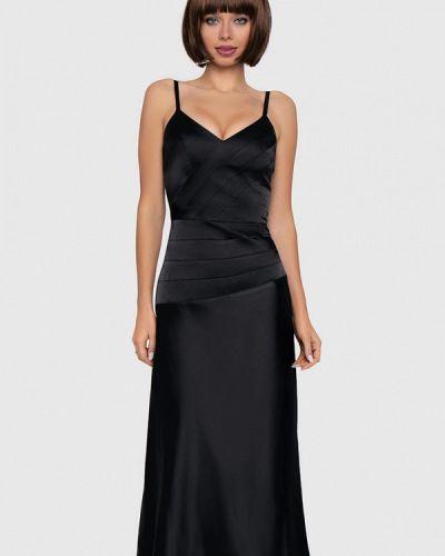 Платье - черное Anushka By Anna Pavlova