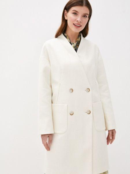 Пальто - белое Emi