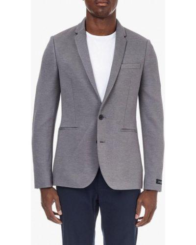 Серый пиджак Burton Menswear London