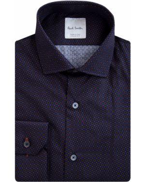 Классическая рубашка с длинным рукавом цветная Paul Smith