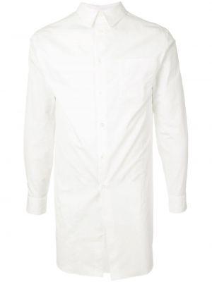 Koszula z długim rękawem klasyczna z perłami Comme Des Garcons Homme Plus