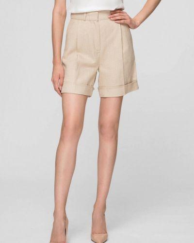 Бежевые короткие шорты Minimally