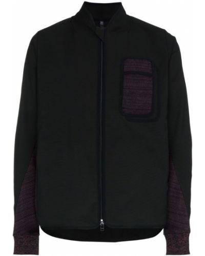 Черная куртка с манжетами Byborre