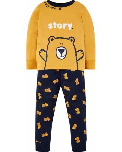 Пижама желтый Mothercare