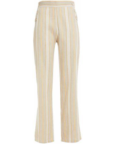 Льняные брюки Else